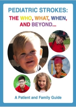 Pediatric Strokes: the Who, What, When, and Beyond…    A Patient and Family Guide  Una guida per pazienti e famiglie (in inglese)