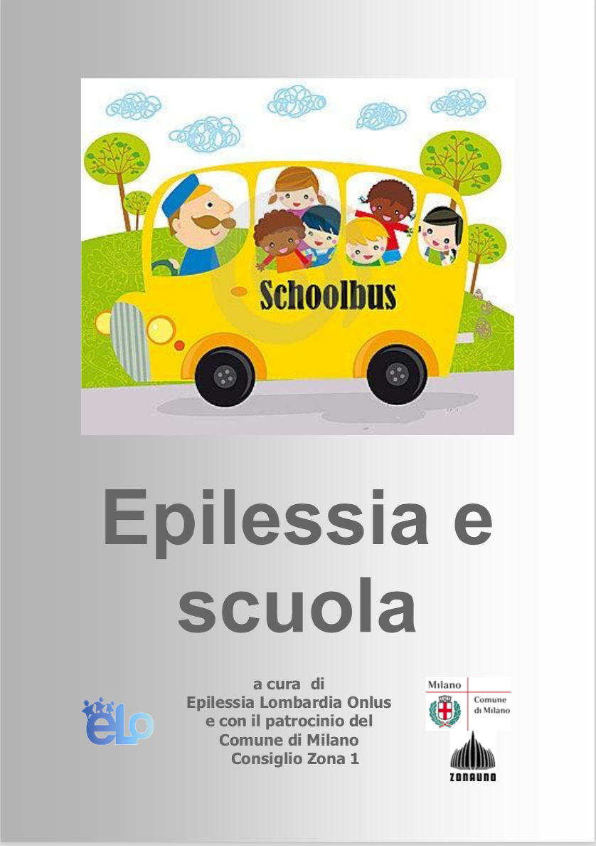 Manuale epilessia e scuola     a cura di Epilessia Lombardia Onlus