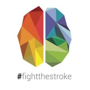 Logo FightTheStroke in Alta Risoluzione - Designer Andrea Antonelli