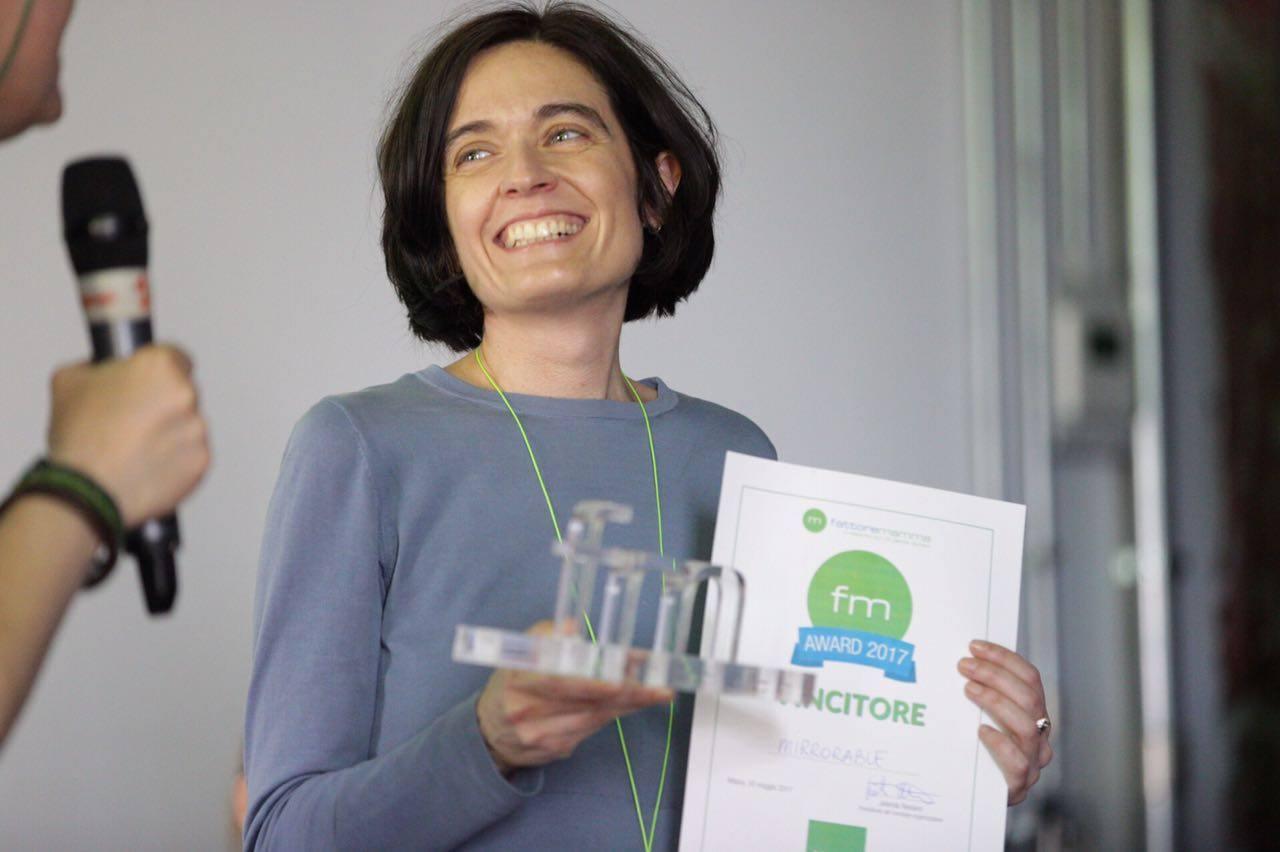 #mammacheblog award