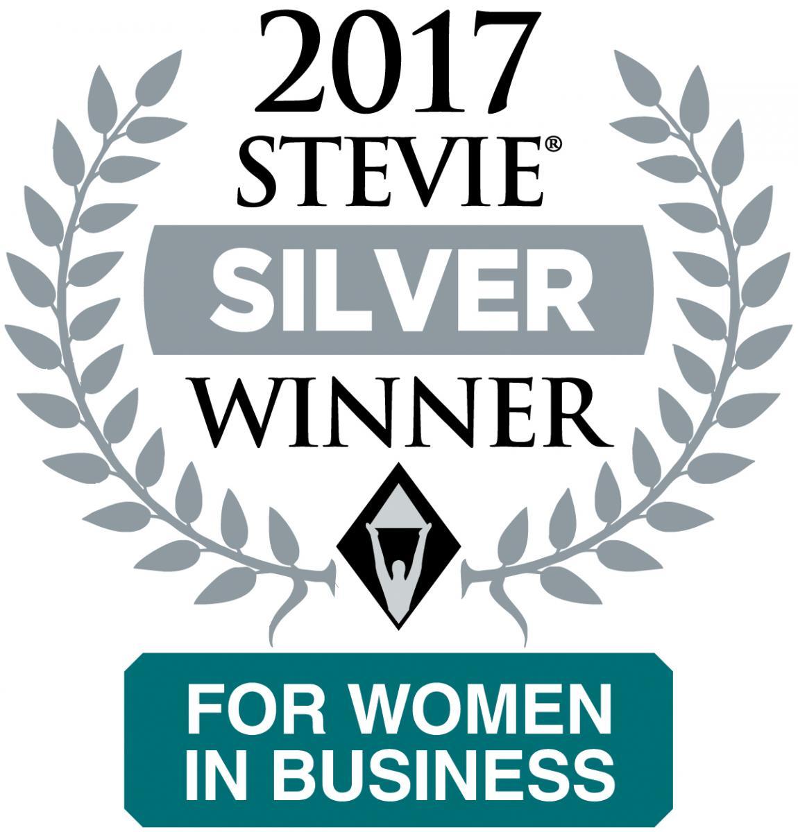 Silver Stevie Winner