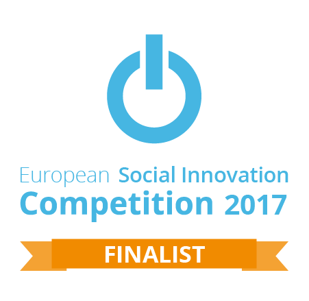 European Social Innovation Competition 2017 - Finalist