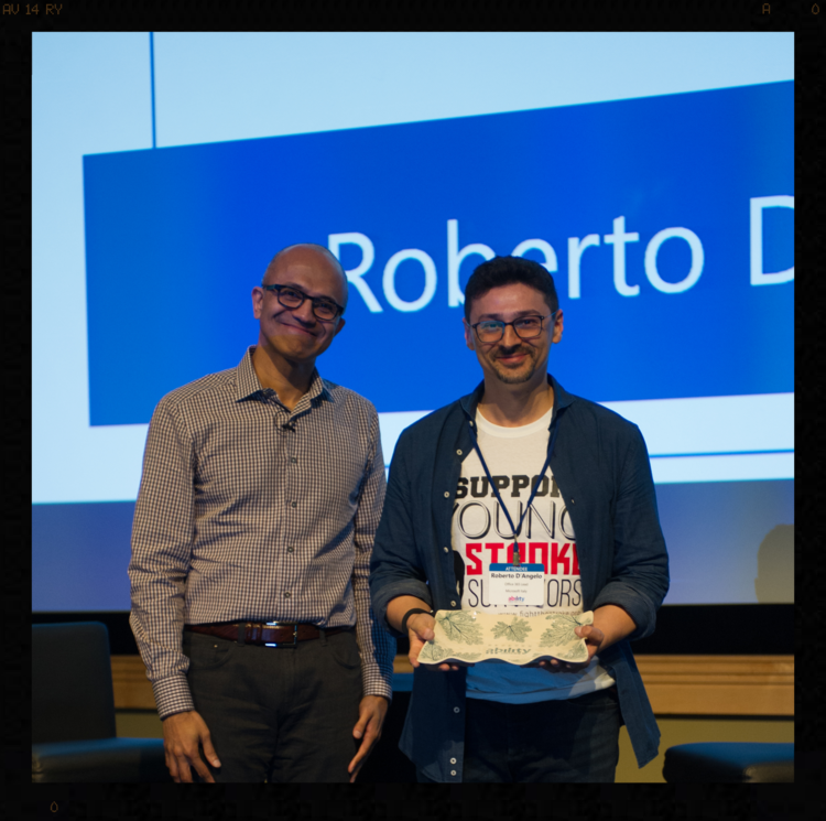 Microsoft Ability Award