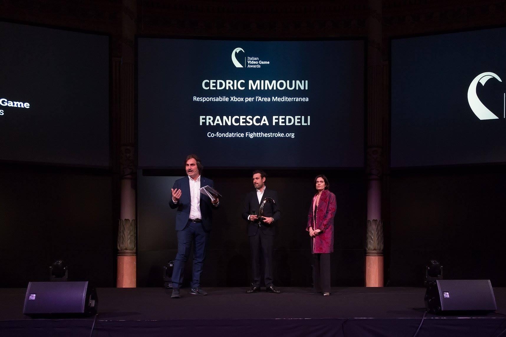 Italian Videogames Award – Xbox Adaptive Controller 2019