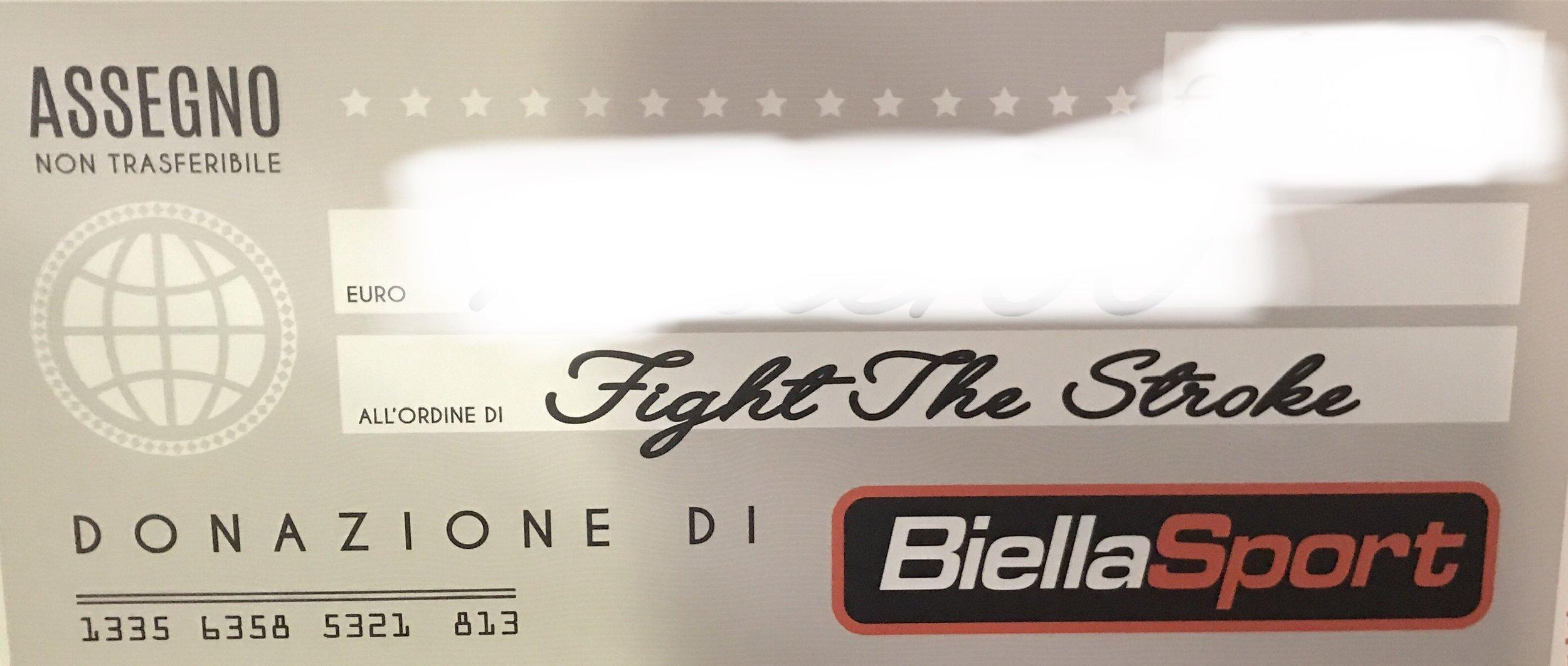 Premio Biella Sport - Maggio 2019