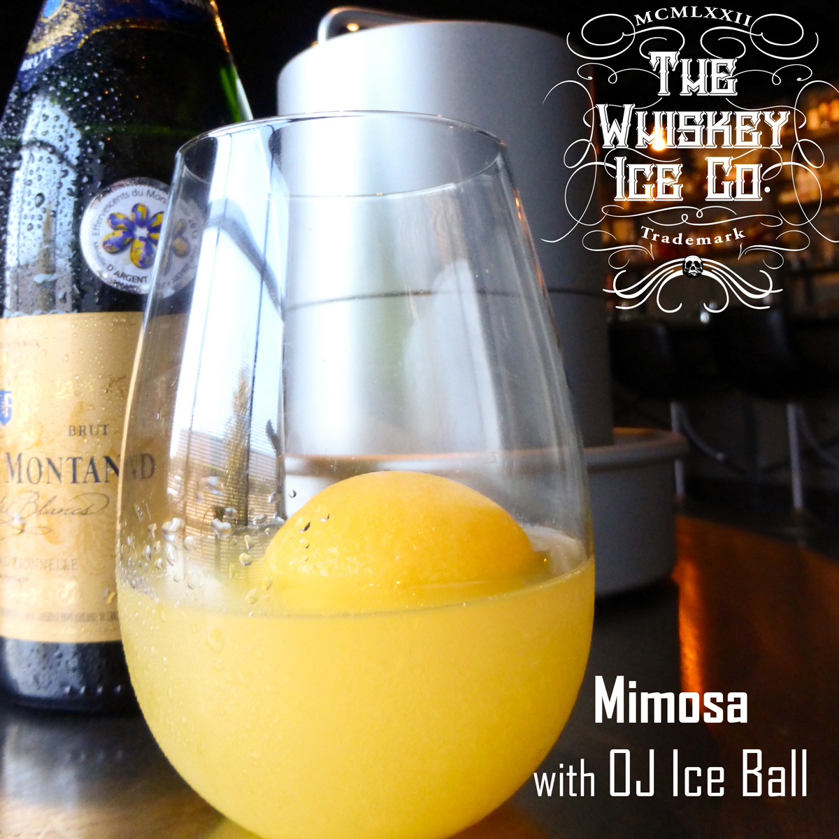 Whiskey Ice Co. Mimosa with OJ Ice Ball-sm.jpg