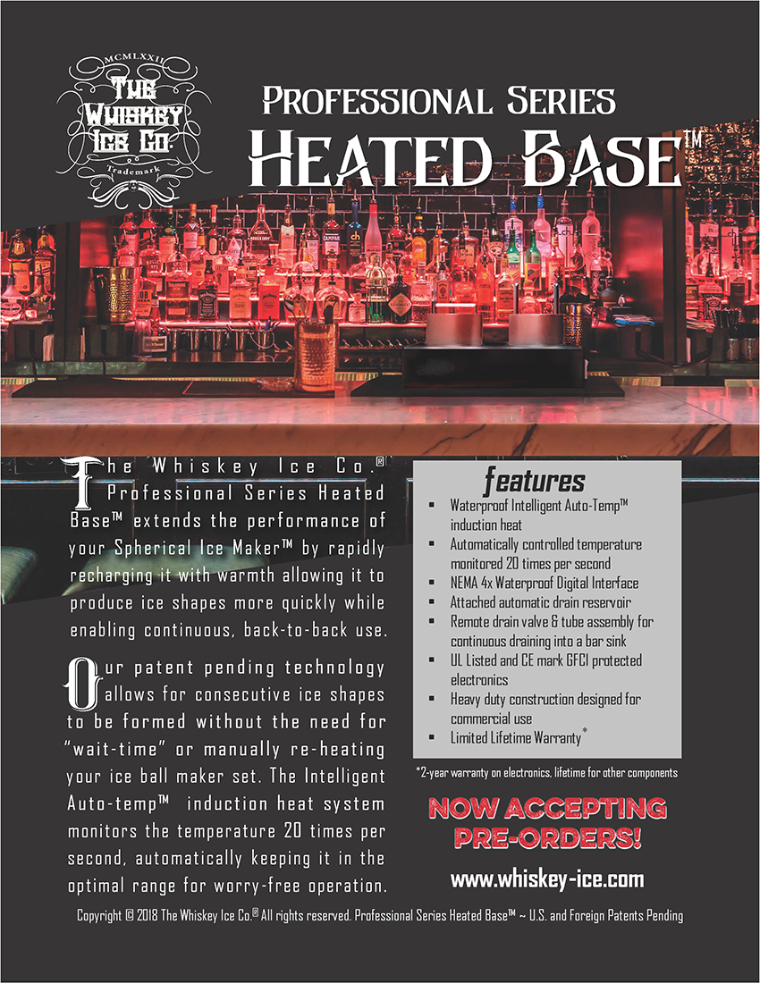 The Whiskey Ice Co. Professional Series Heated Base 1-Page Flyer-web-sm.png