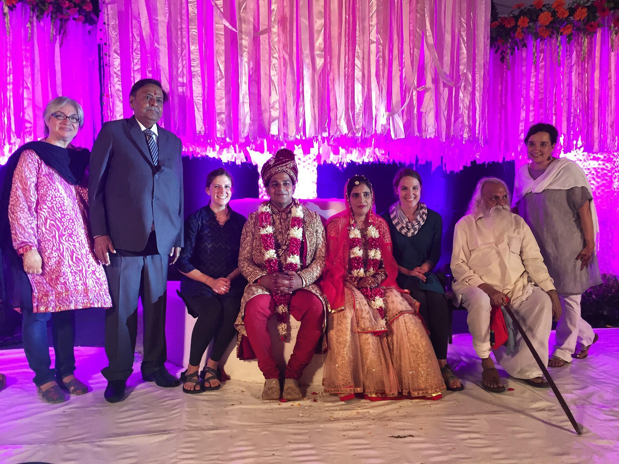 Surprise! Hindu wedding, Kolkata 2016