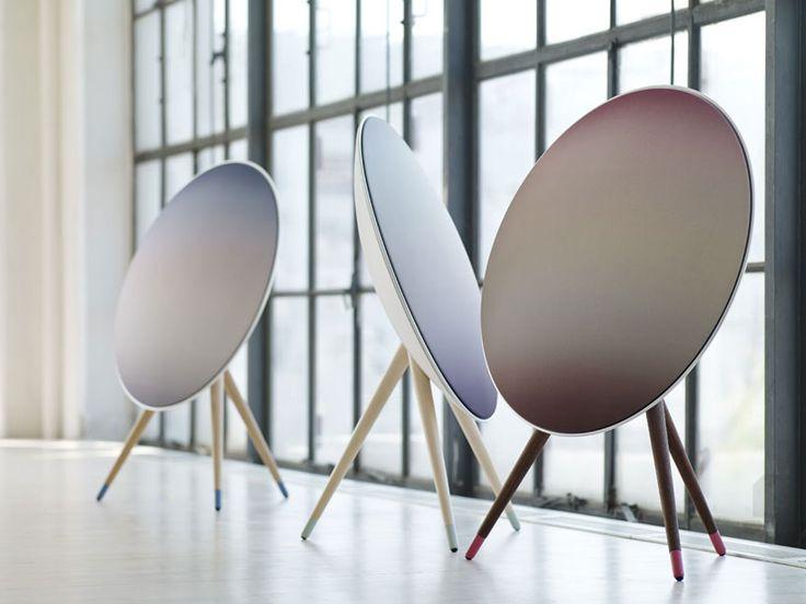 B&O Speaker via Design Boom