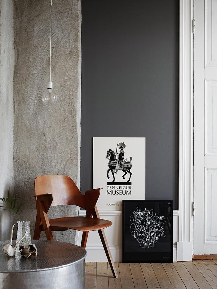 interior design loft Sweden