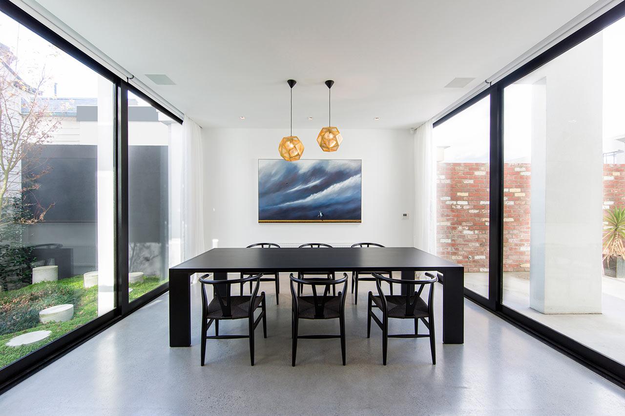 A Modern Home Renovation in Melbourne/ estiloNYC
