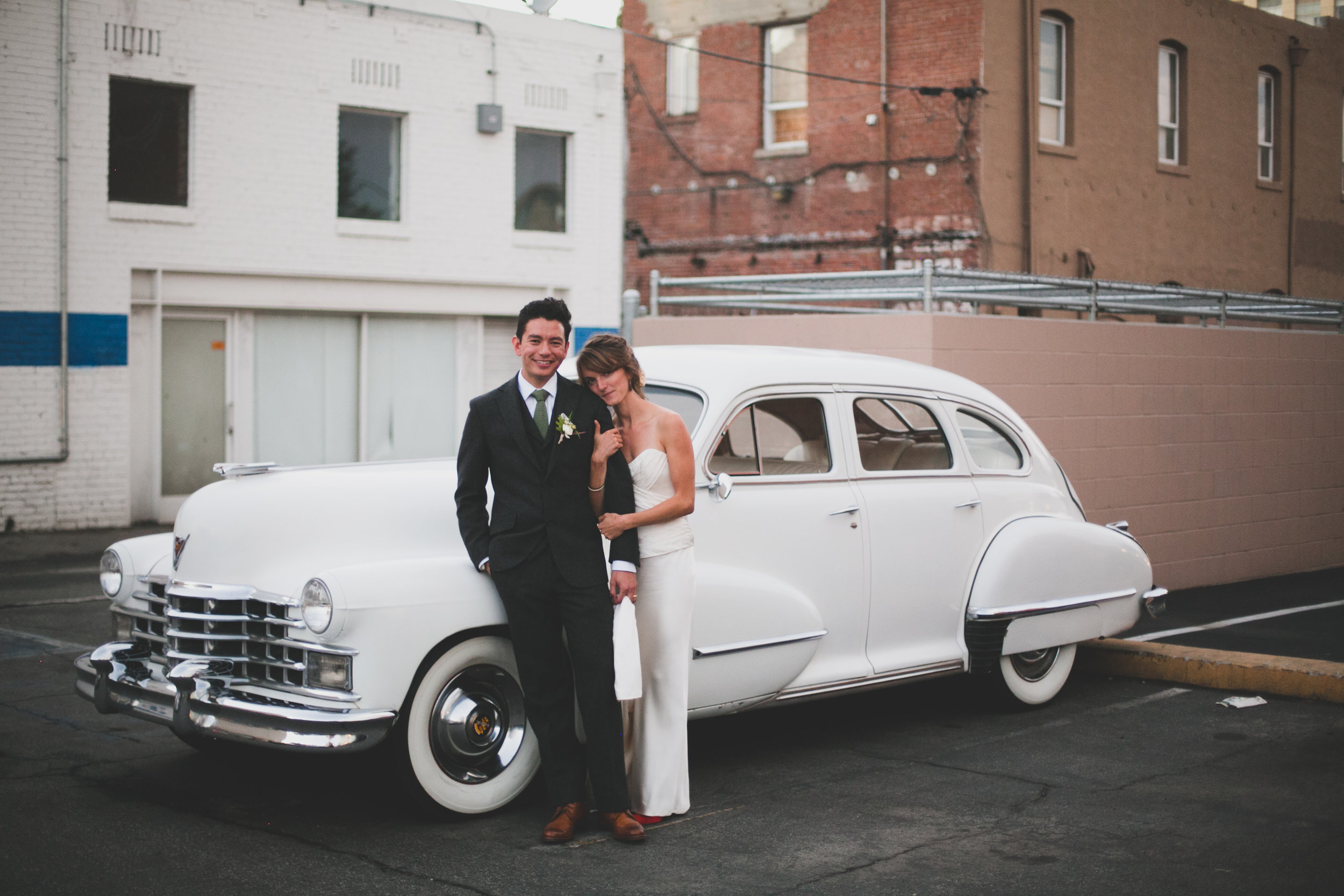 """Finding the right DJ for our wedding - was one of the most daunting tasks we faced when planning our the big day. The DJ is nearly completely responsible for the """"fun"""" part of the night. When we met JP, though, we knew he was the man for the job."""