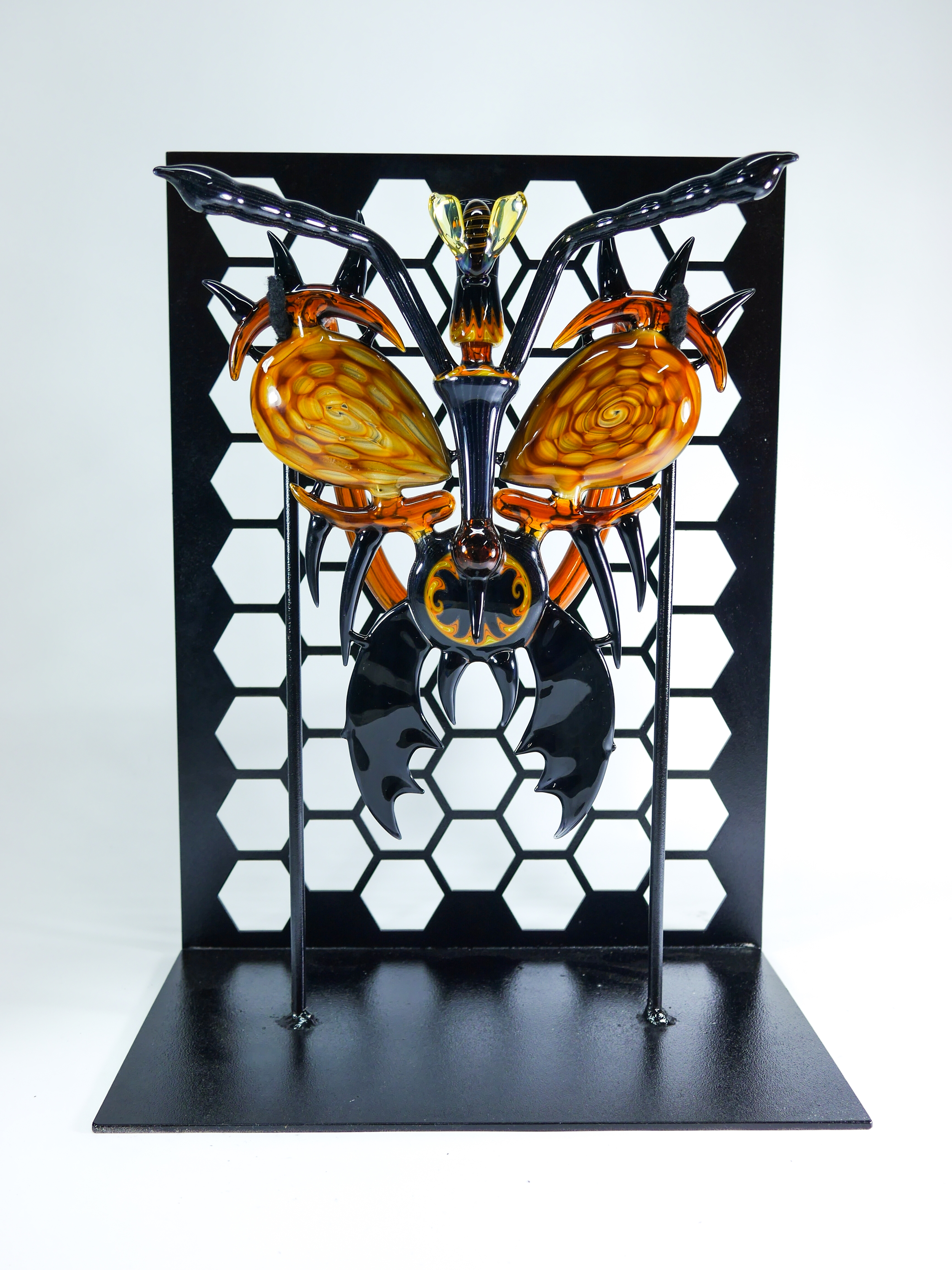 """""""BEE MASK"""" Collaboration with Phil Siegel"""