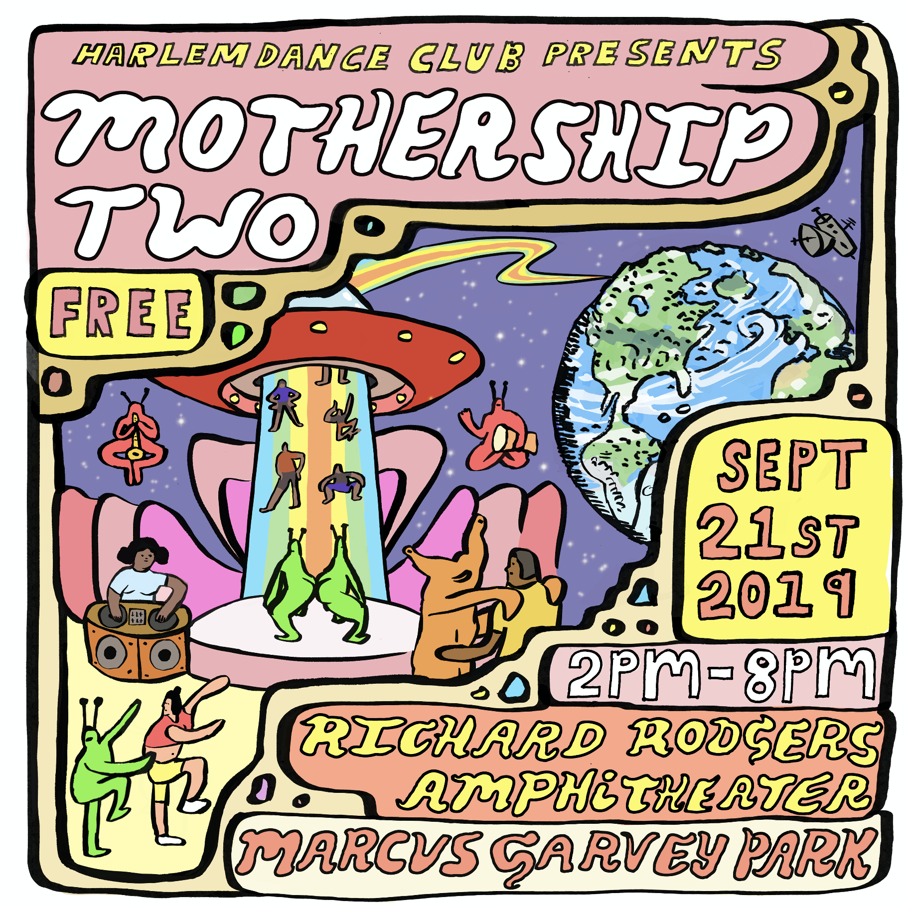 MOTHERSHIP TWO, Poster by Rob Moss Wilson.png