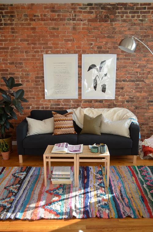 Killscrow drawings and furniture featured in Design Sponge Sneak Peak