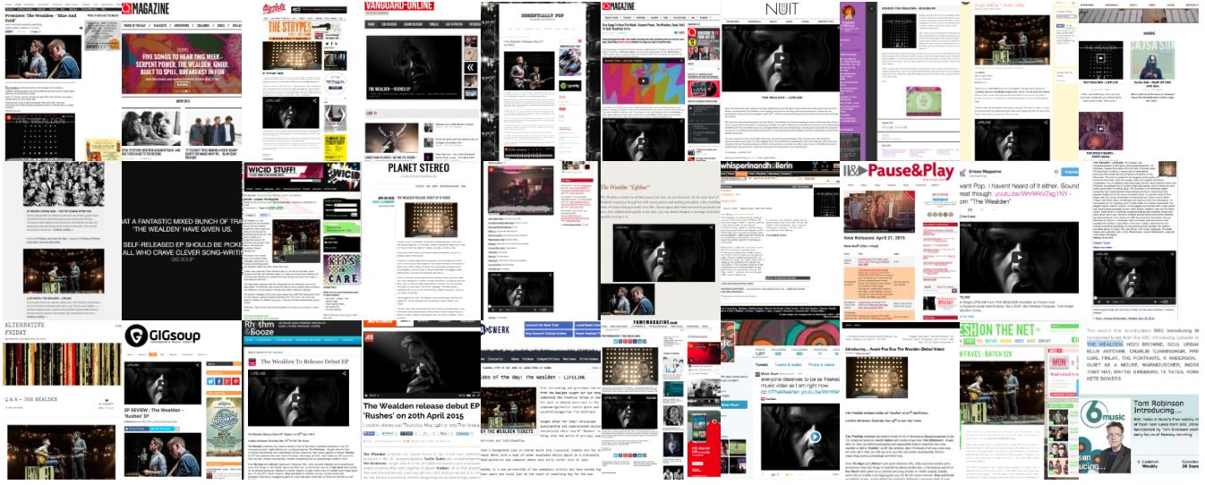 Wealden Blog Reviews