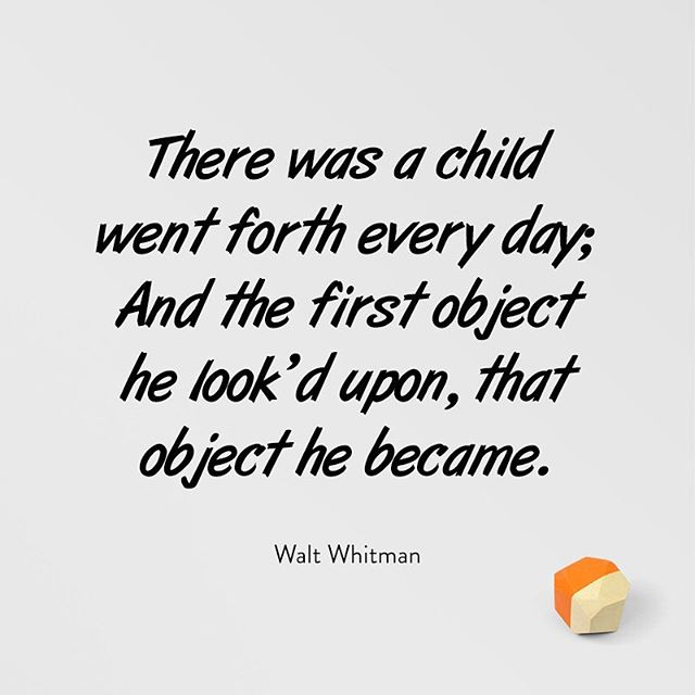 Kids need playdates with nature. #waterandlightning #nature #outdoors #play #growingup #waltwhitman