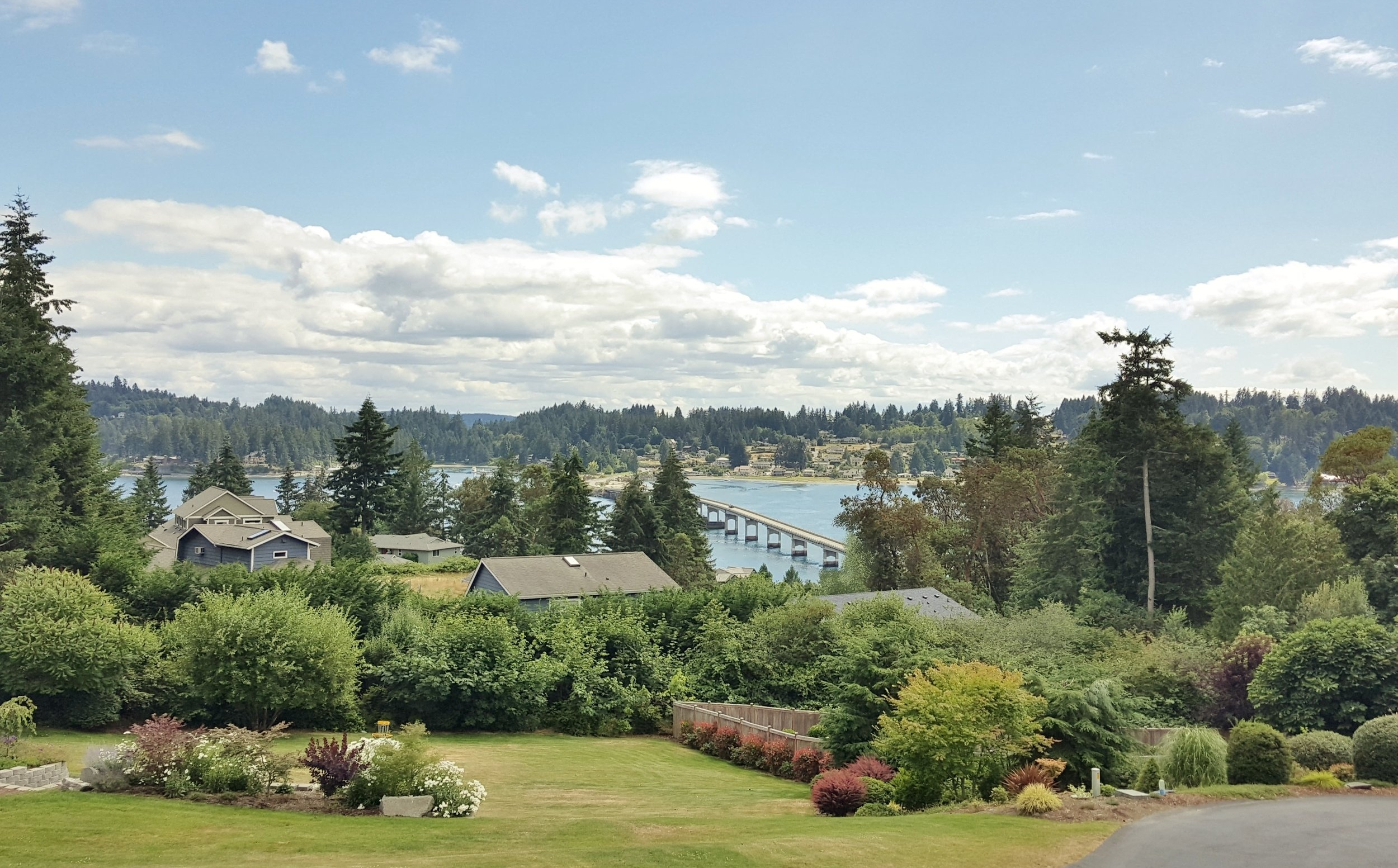 gig harbor custom homes