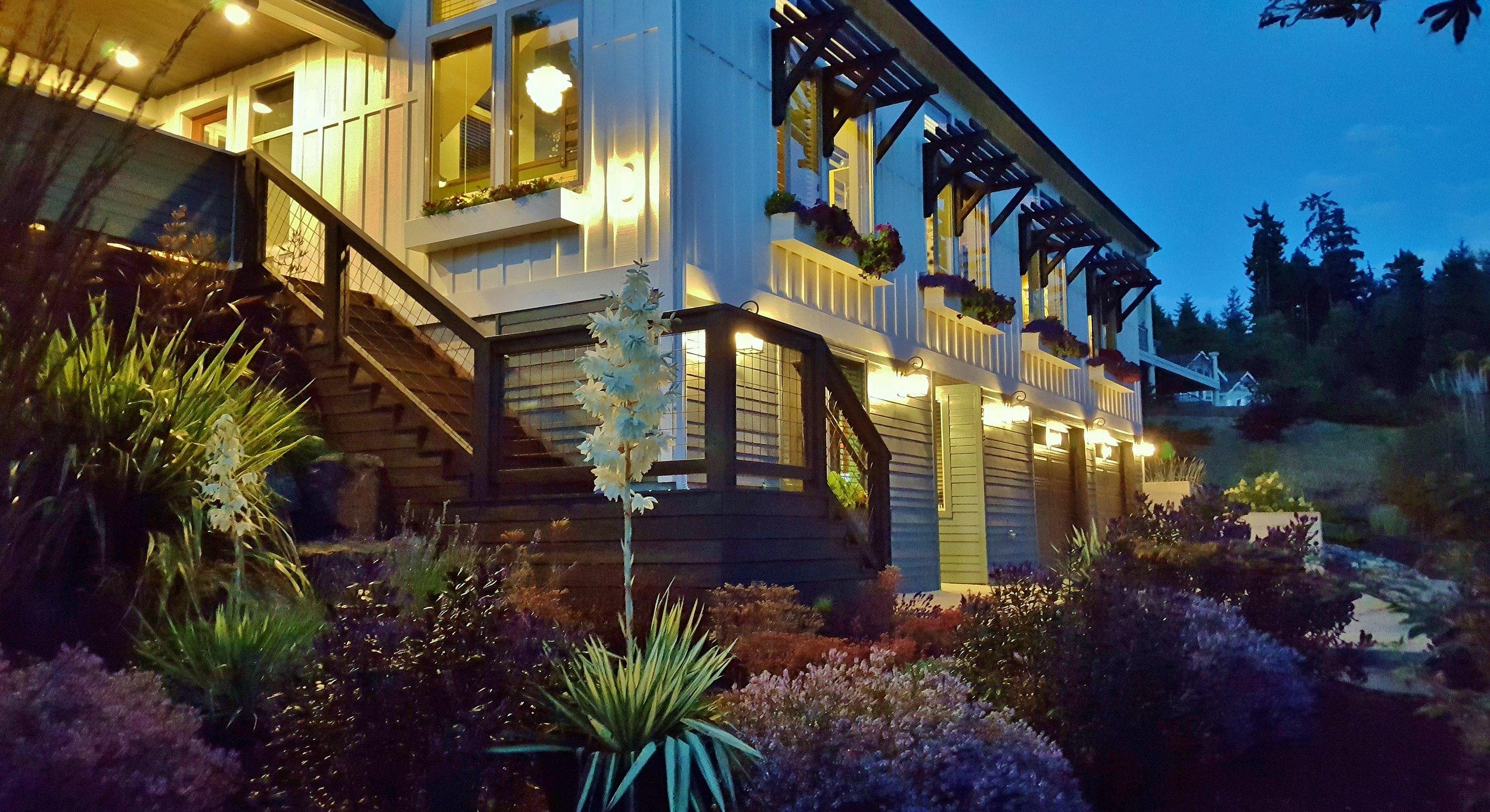 gig harbor custom homes
