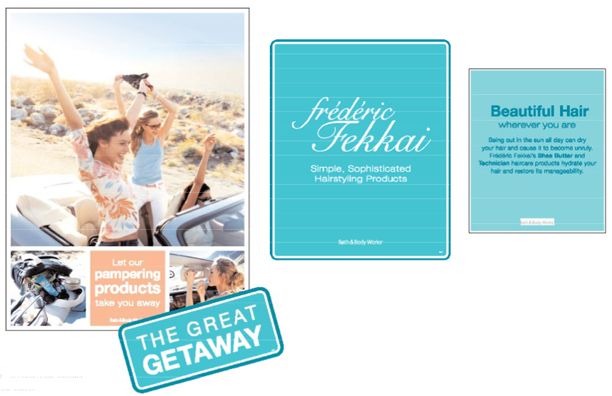 Campaign that supported the most successful sales summer for BB&W. Concept, photoshoot, copy, co-creative direction.