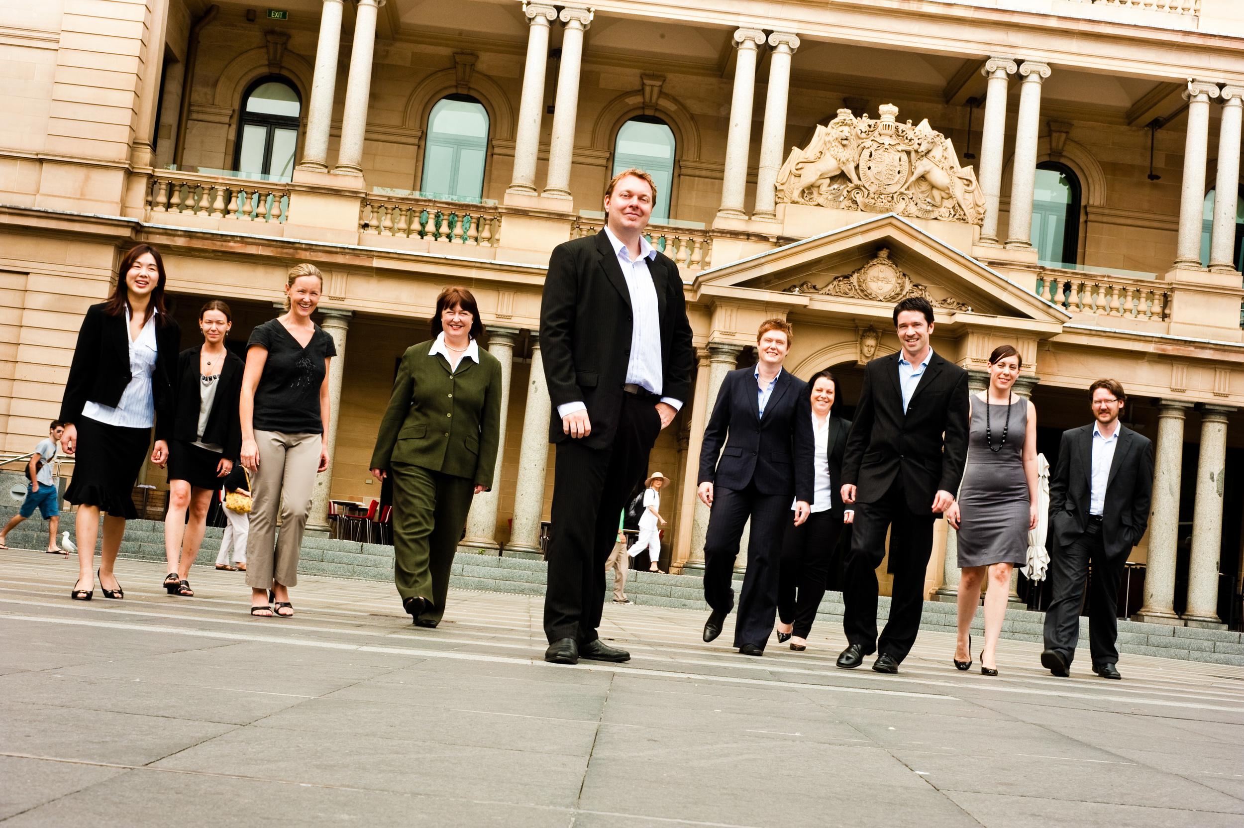 Travel Edge Group Portrait