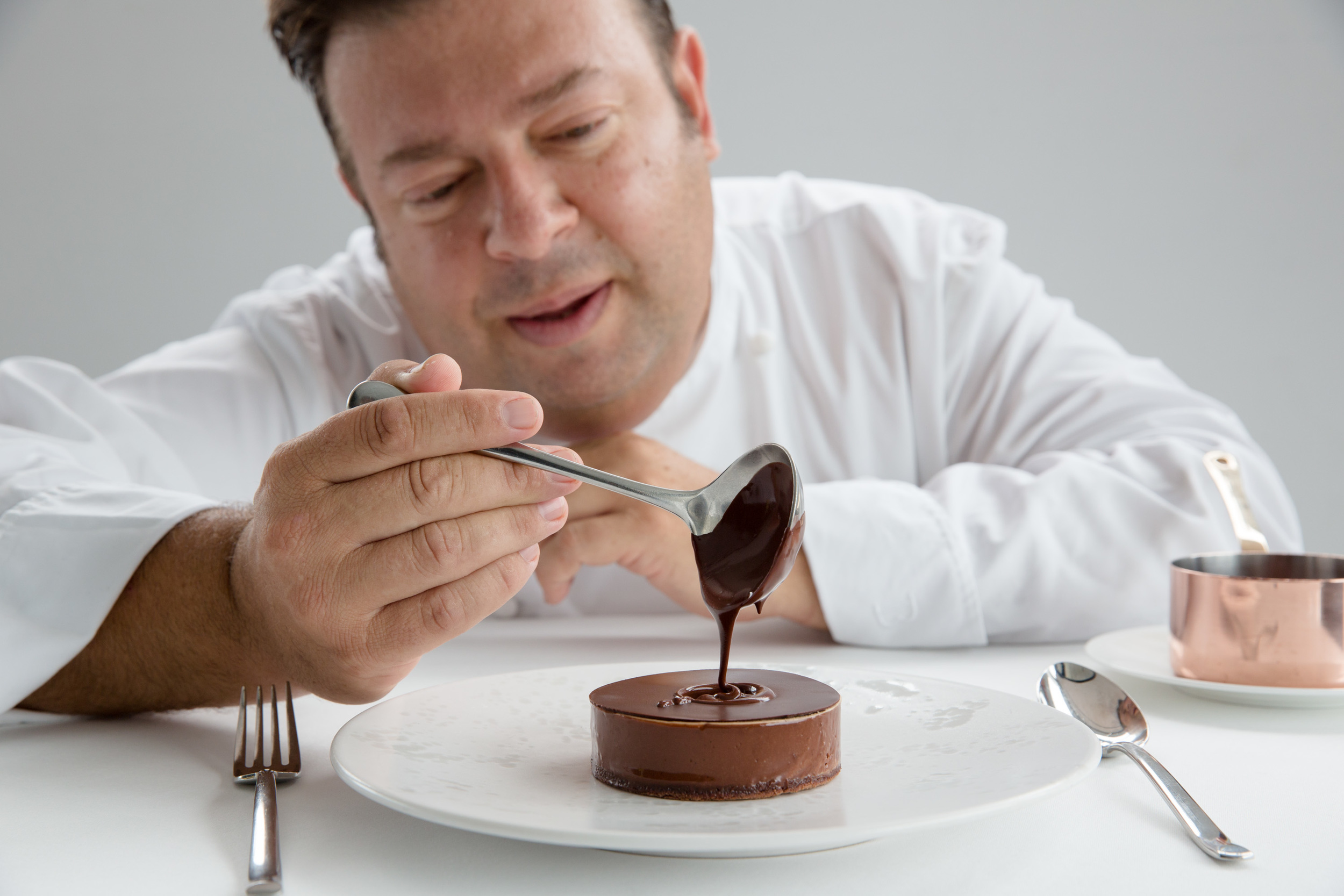 Quay Chocolate Cake with Peter Gilmore