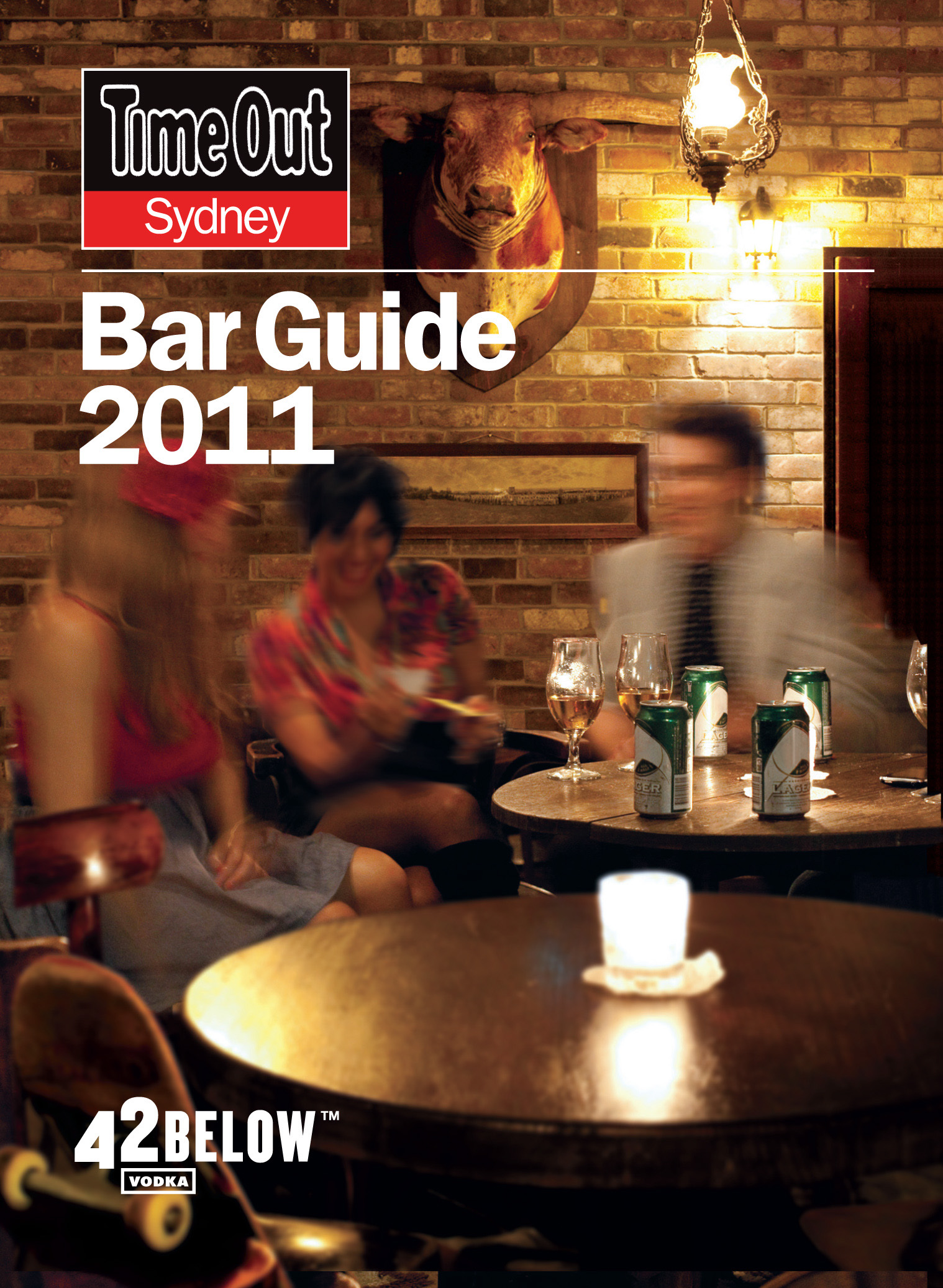 Time Out Bar Guide 2011