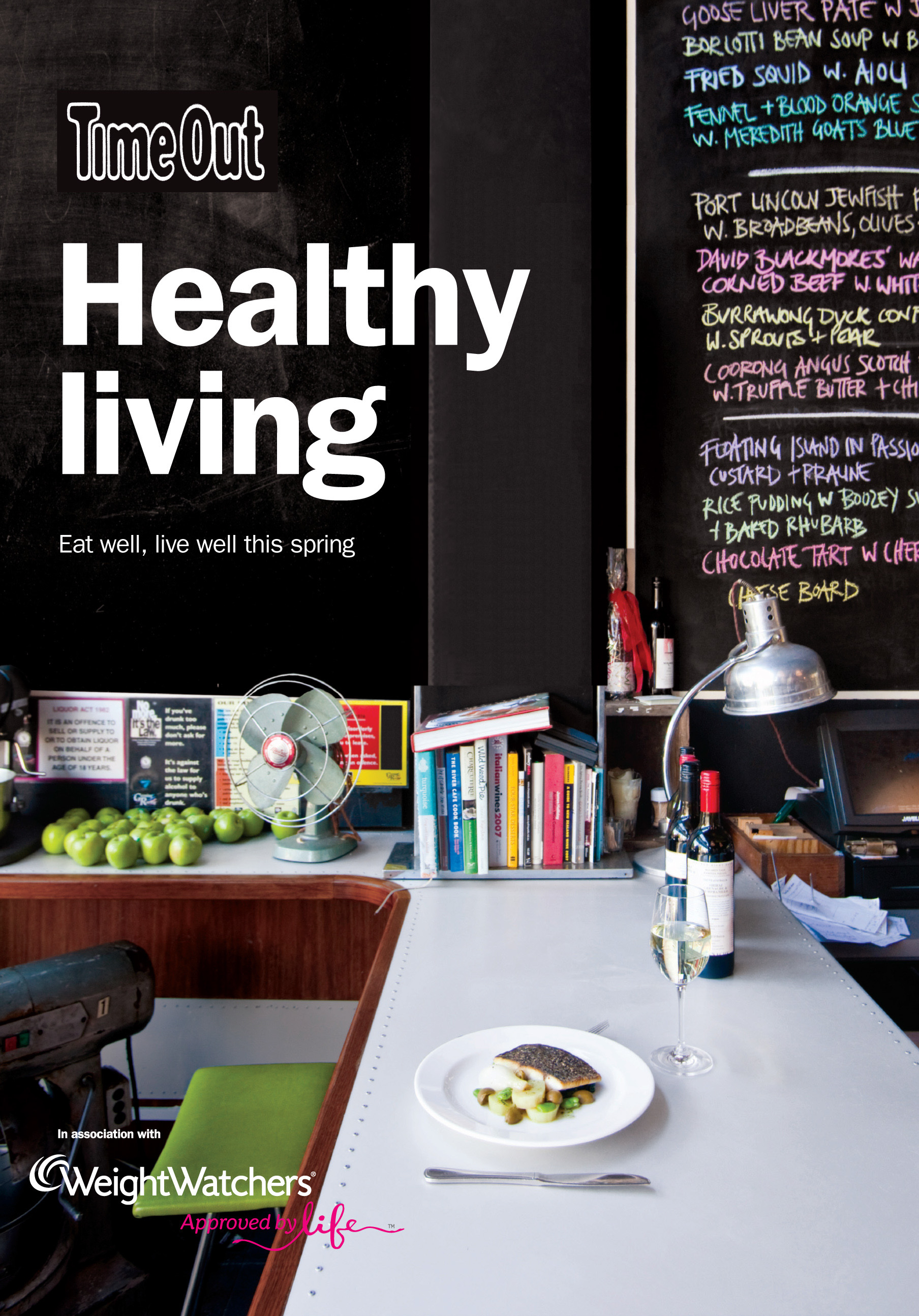 Time Out Healthy Living Guide