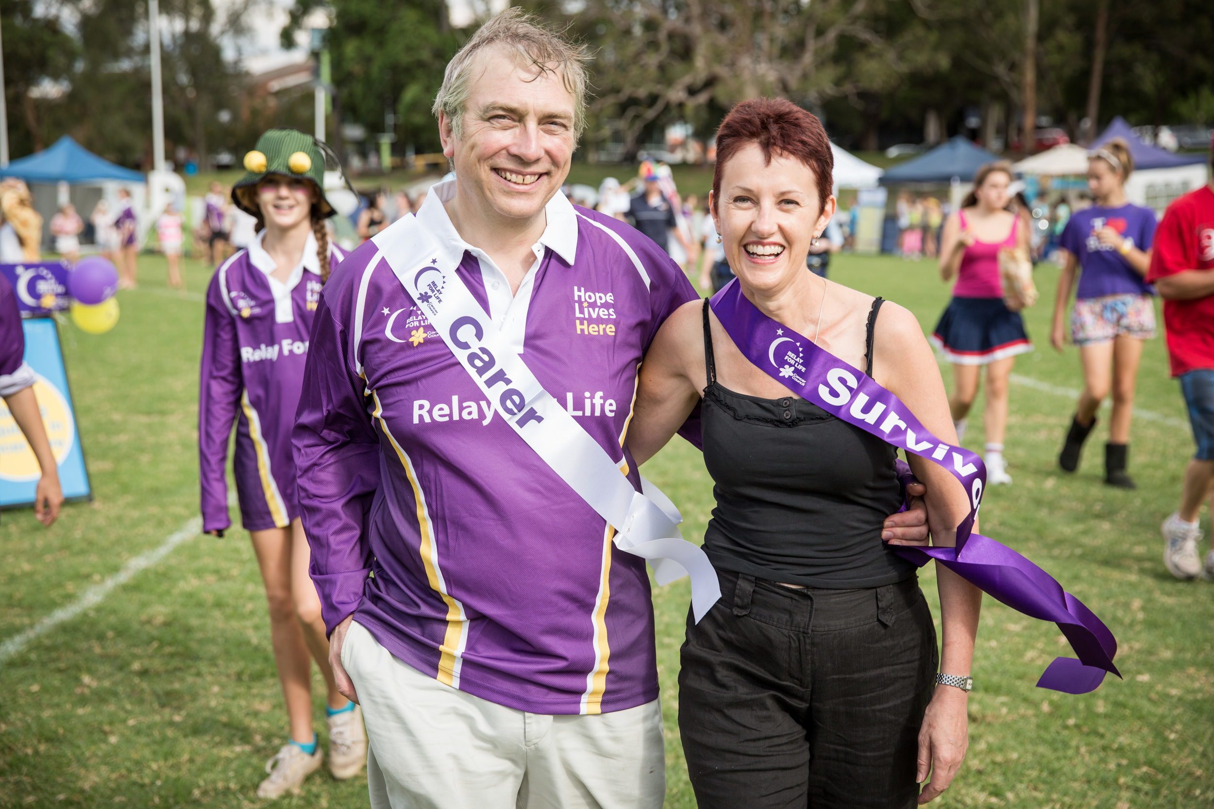 Relay for Life for the Cancer Council