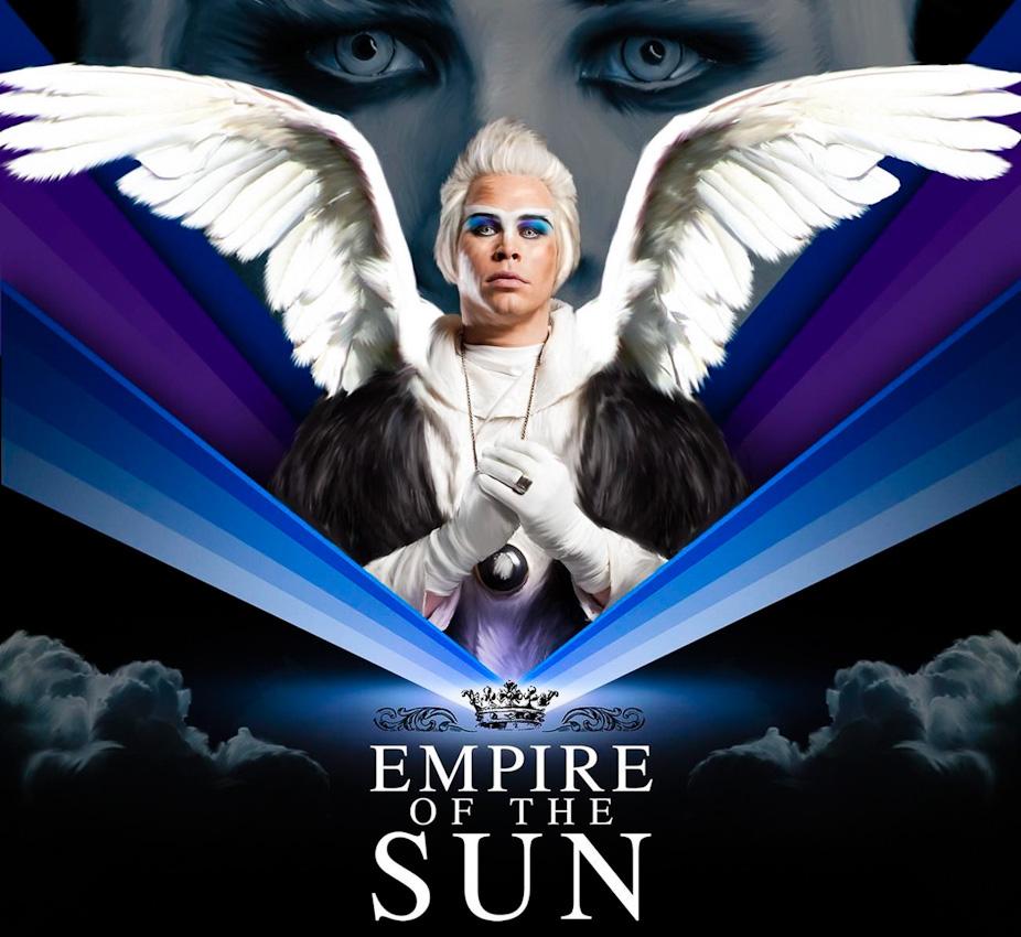 Empire of the Sun - Single artwork