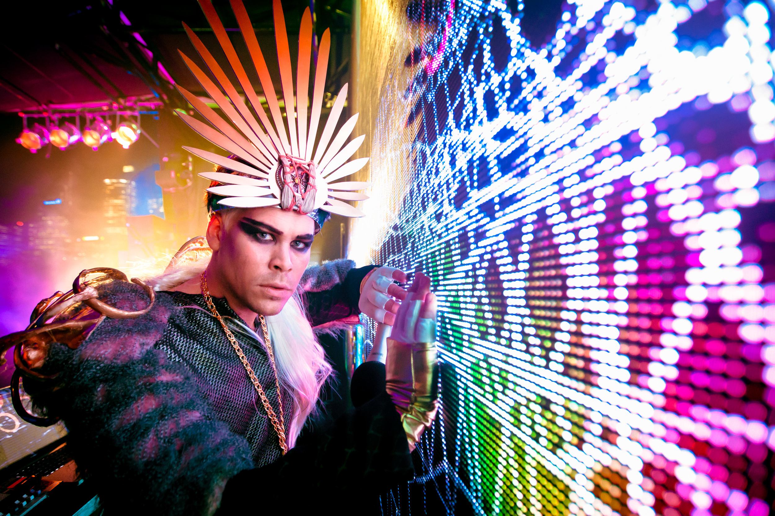Emperor Luke Steele - Empire of the Sun