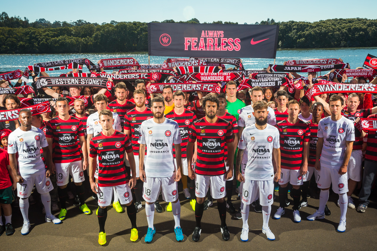 Nike x WSW Jersey Launch