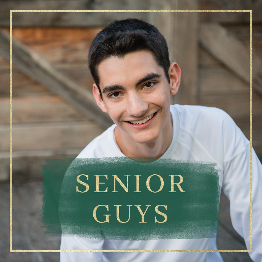 Mary Vance Photography - Senior Guys