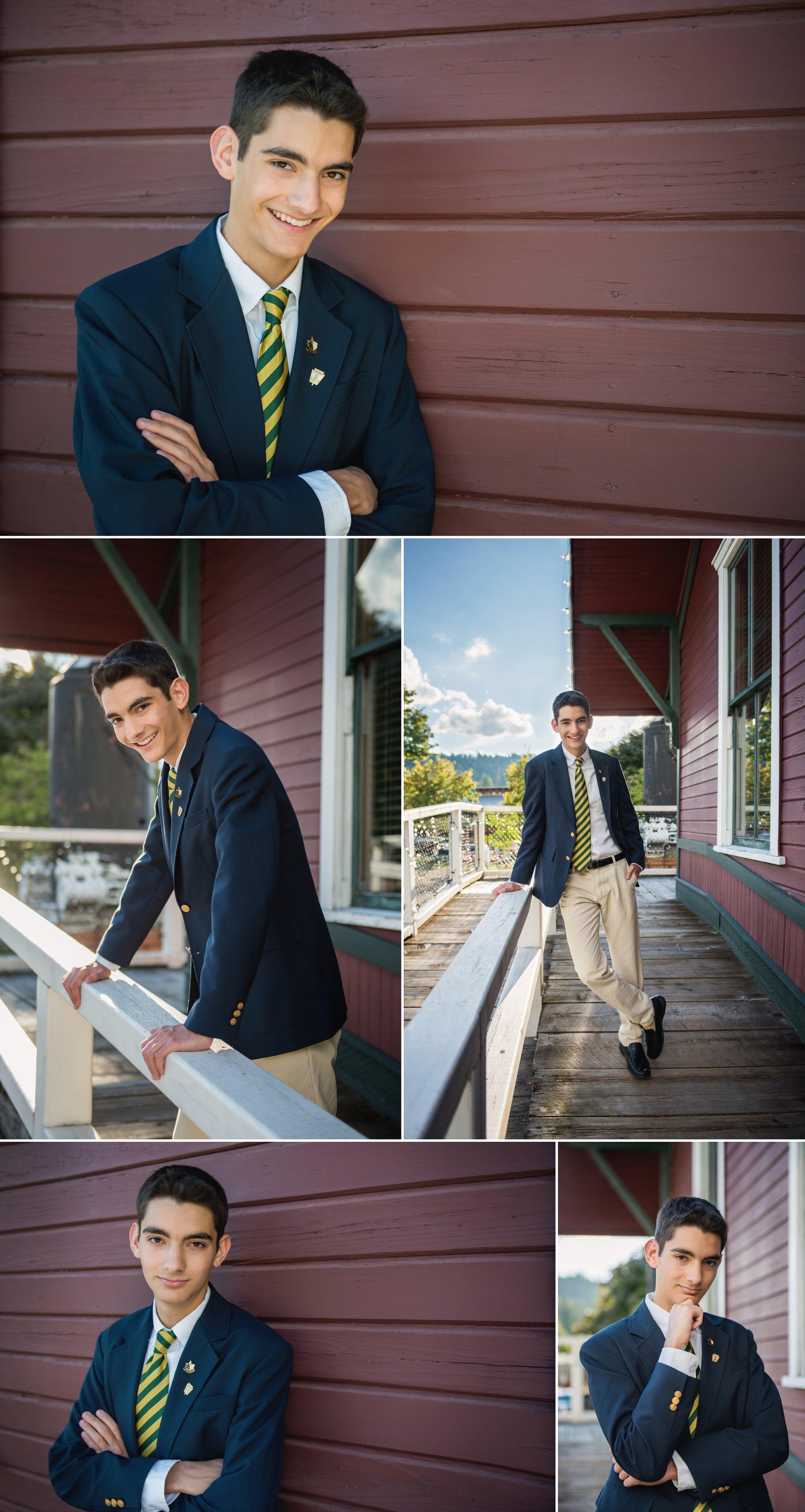 Mary Vance Photography Senior Guy Photographer Sammamish Washington