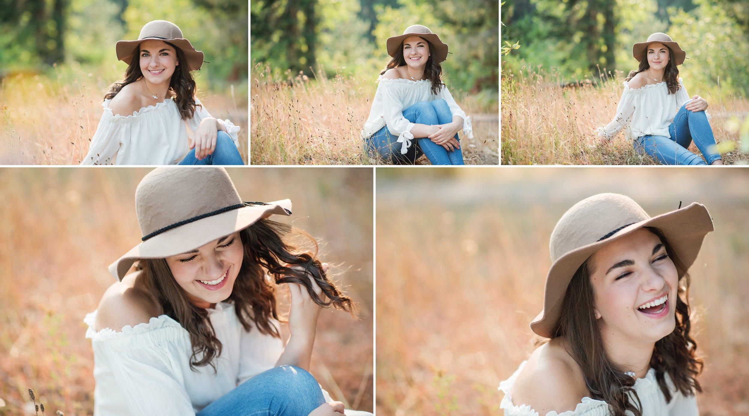 Mary Vance Photography Senior Girl Photographer Sammamish Washington
