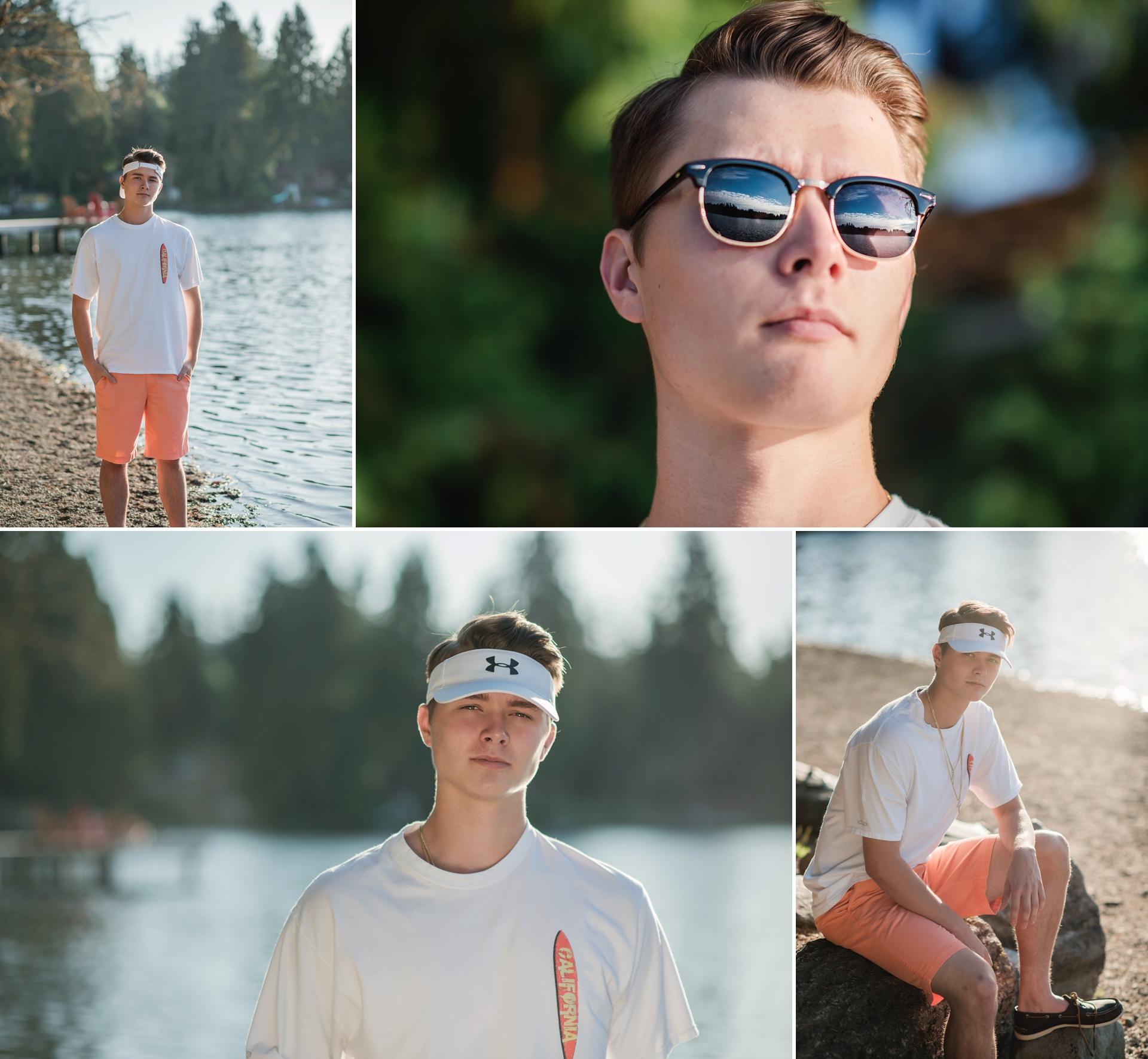 Mary Vance Photography Senior Guy Photographer Sammamish Washington Eastlake High School Baseball