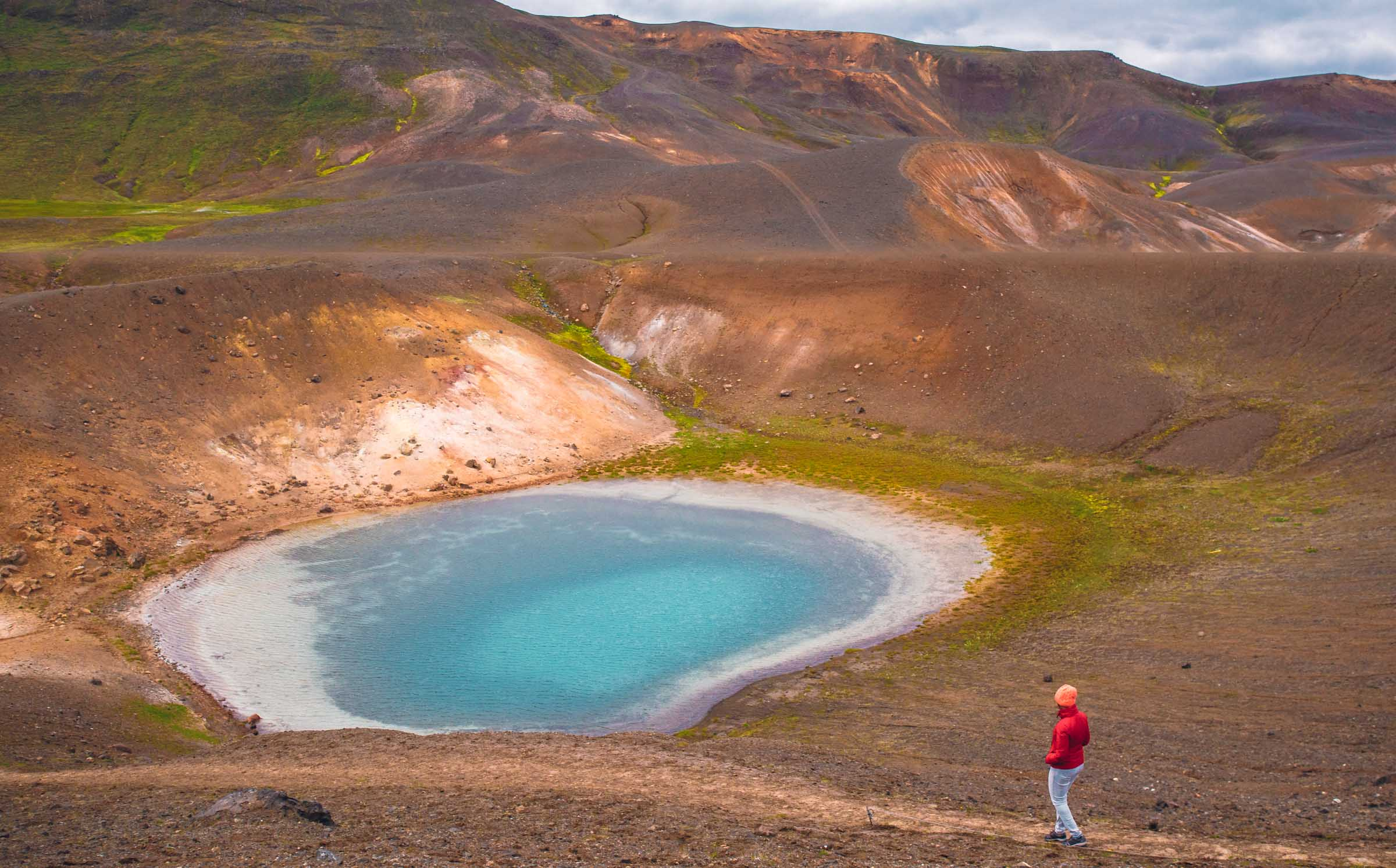 Krafla, Iceland