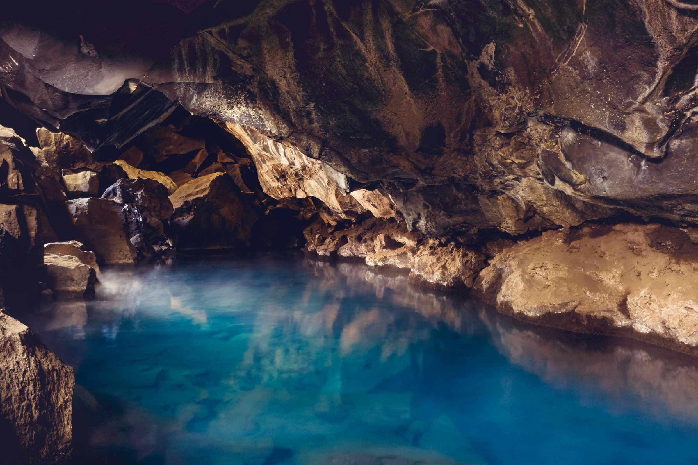Grjótagjá Cave from Game of Thrones