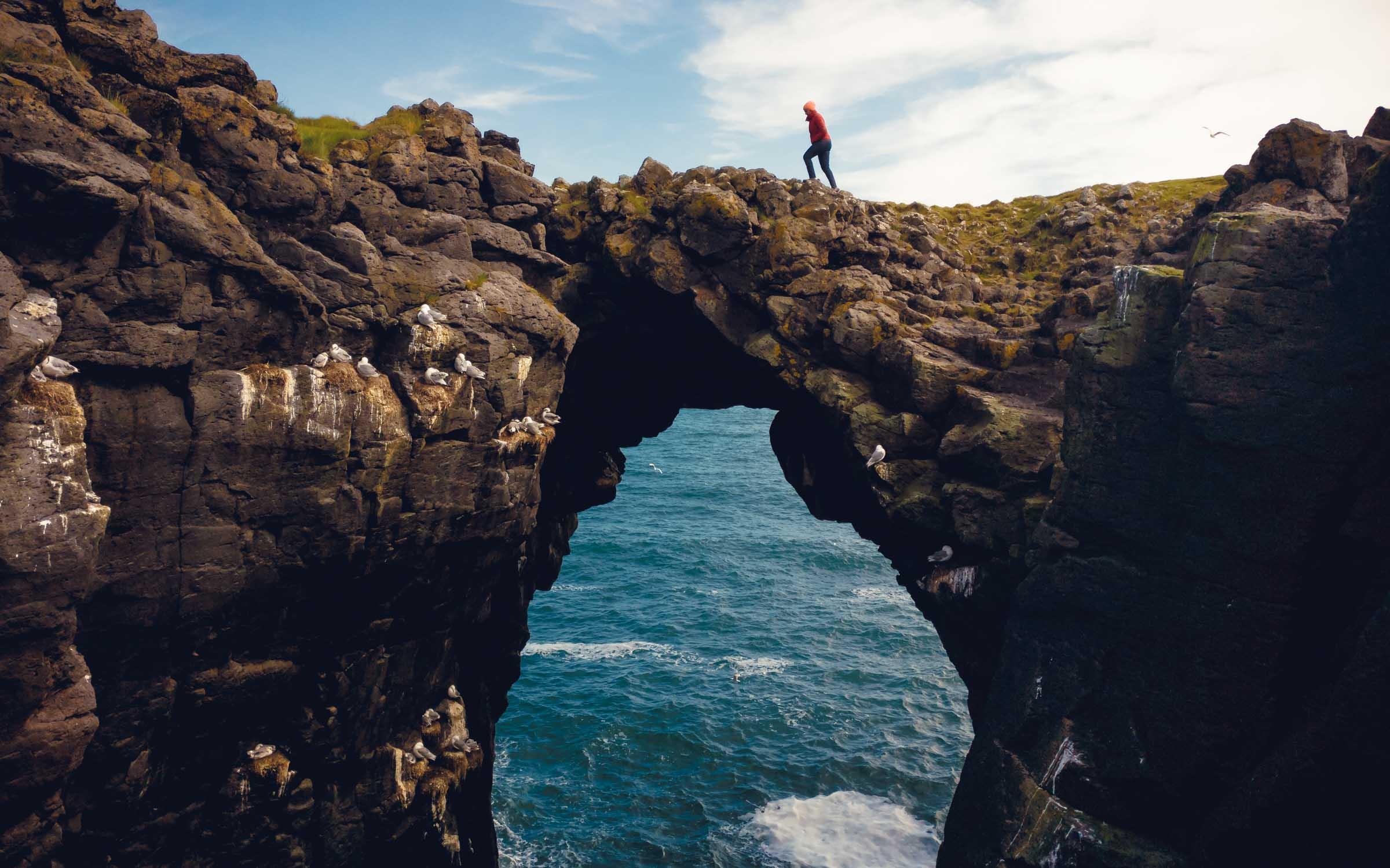 Arnarstapi, Photography in Iceland