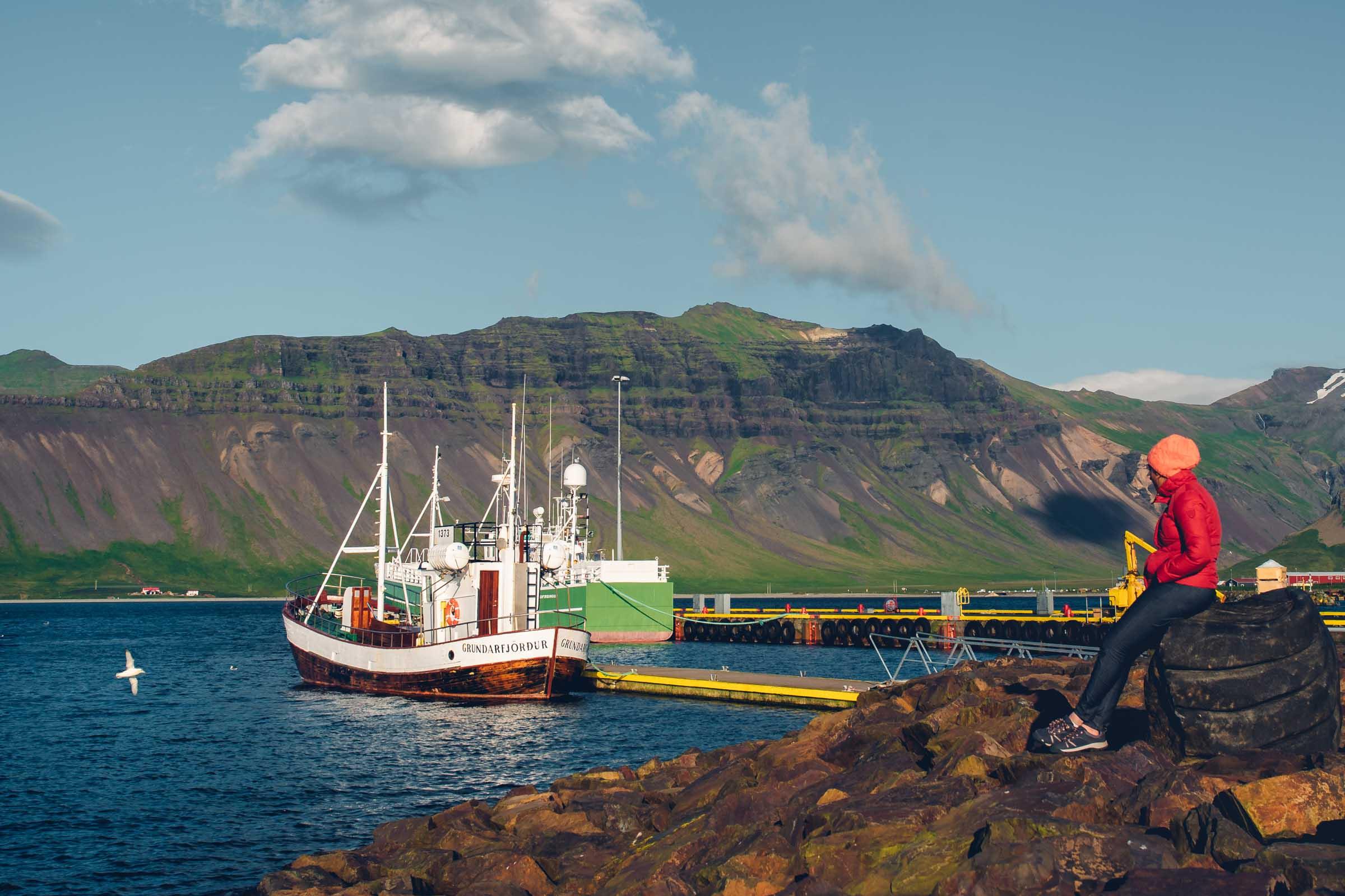 grundarfjörður West Iceland