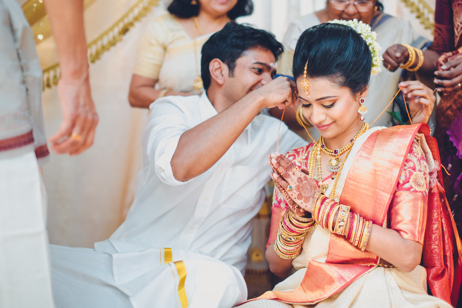 Indian traditional Wedding in Washington USA. Wedding Photography by Journeys by Ram