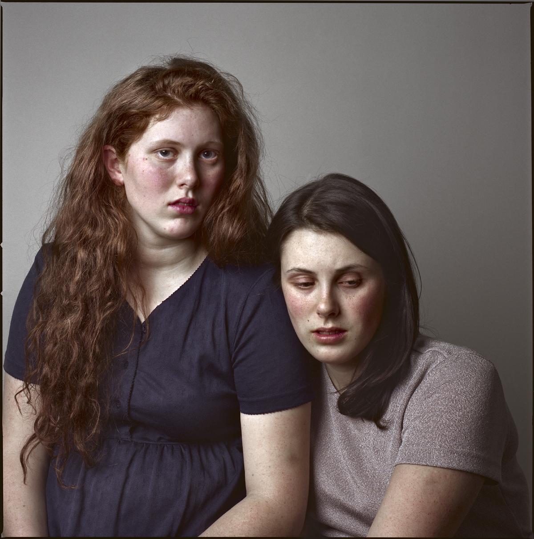 Lot's Daughters (Clara, Emma), 2013.jpg