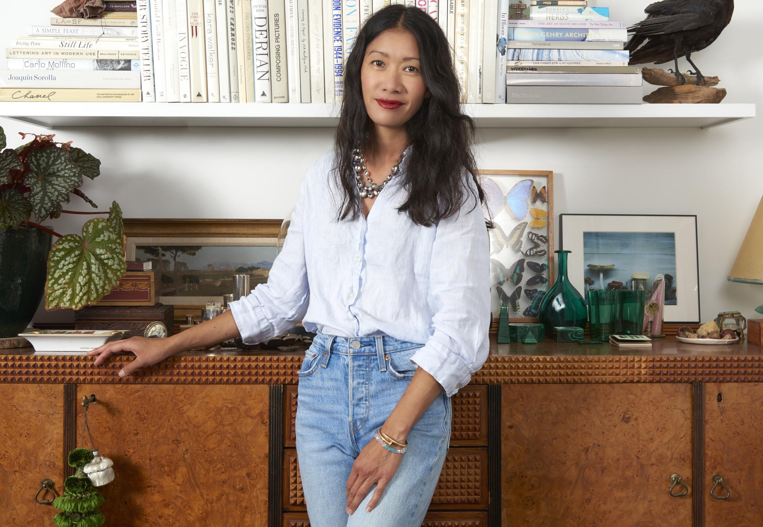 Kate Berry , Executive Creative Director at  Domino Magazine