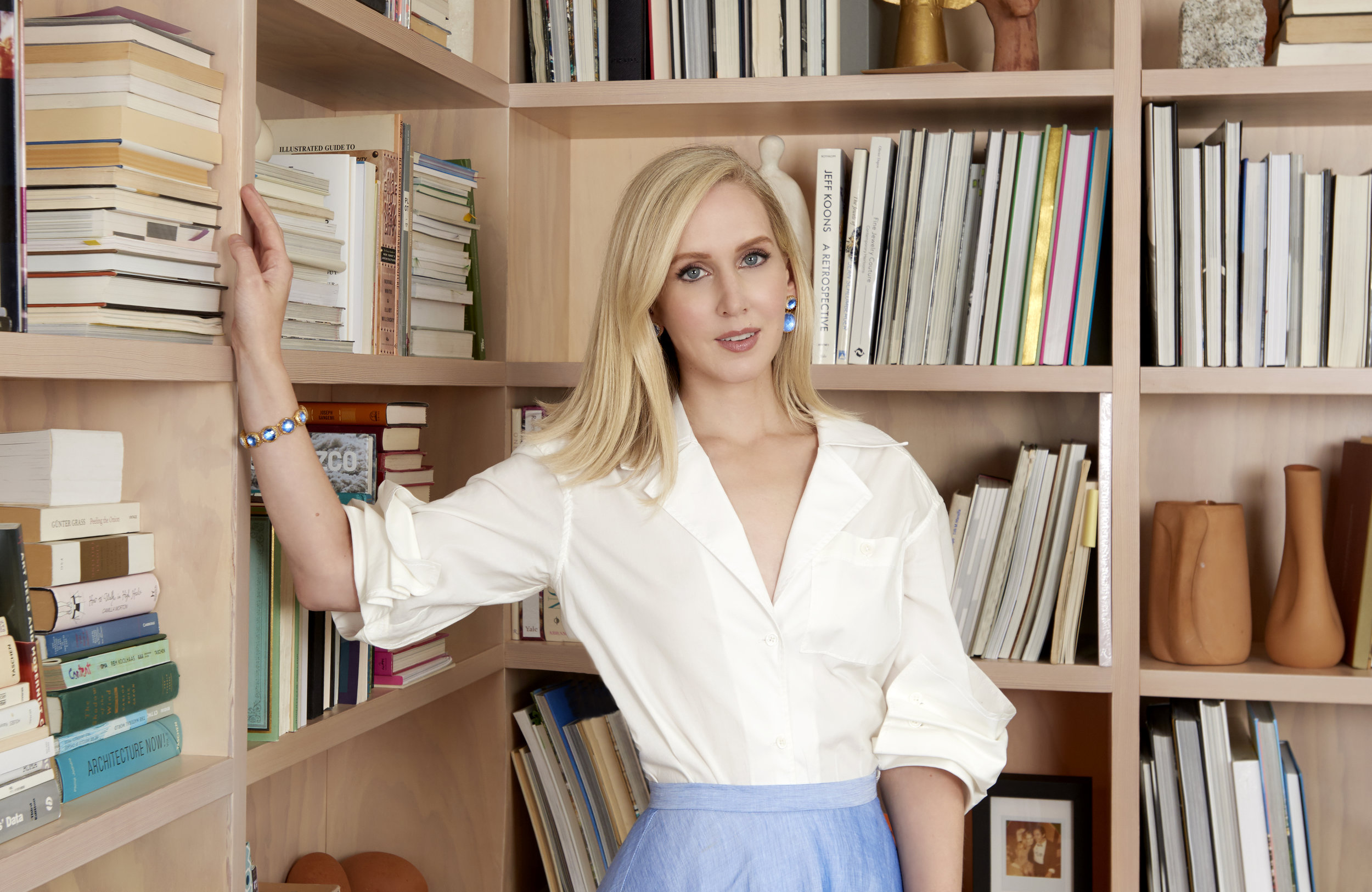 Jane Keltner de Valle, Style Director at  Architectural Digest