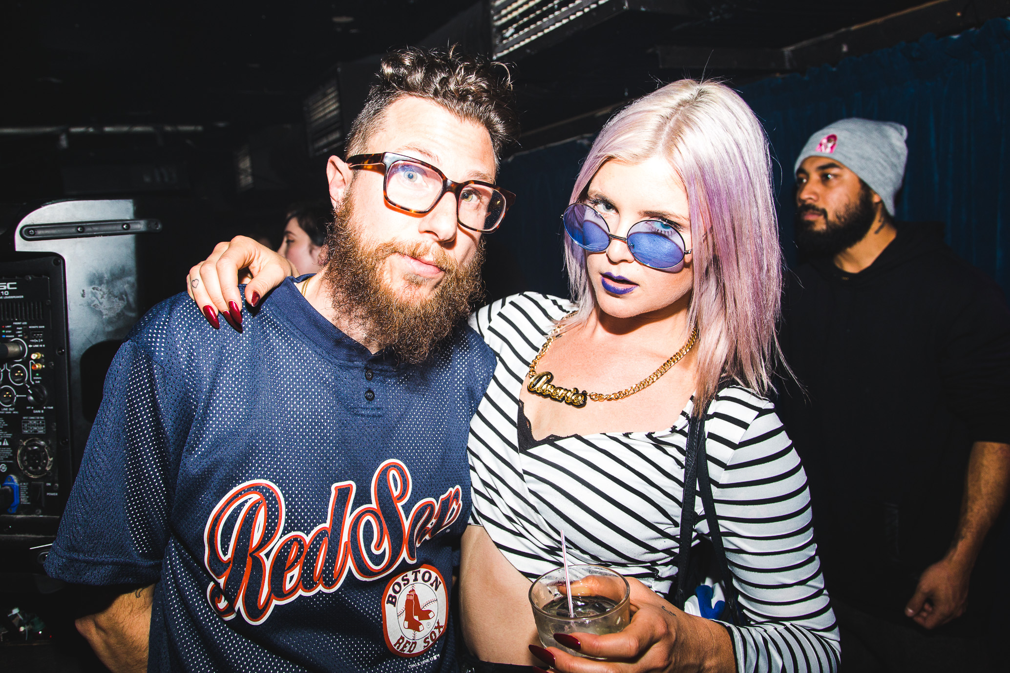 01.08.2015  Captain Franco and Averie Harvey @ Halfway Crooks @ Good God.