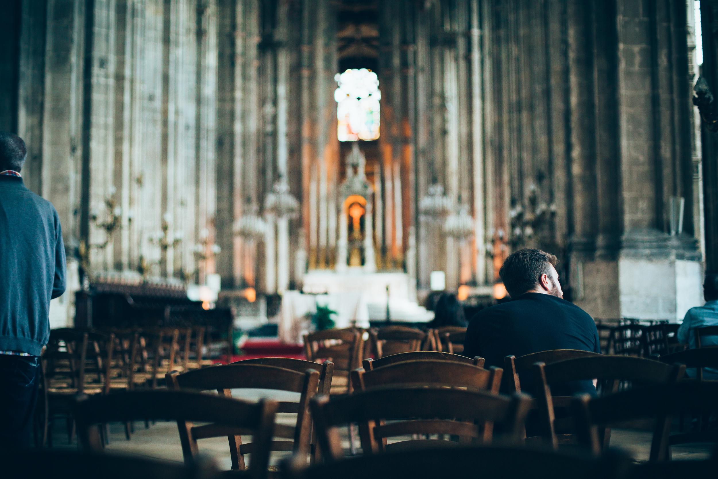 31.07.2016  Church-goers.