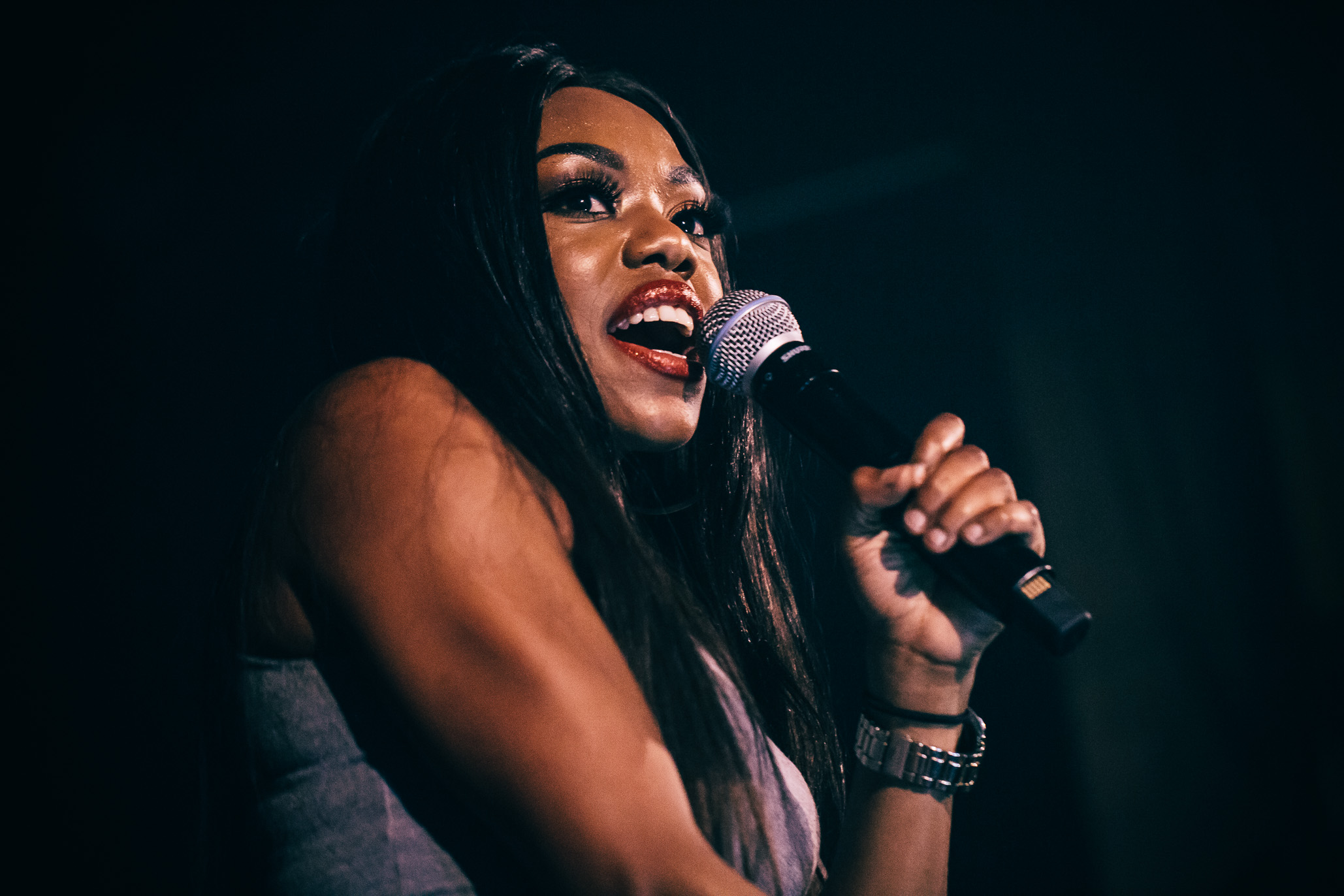14.02.2017  Lady Leshurr @ Oxford Art Factory.