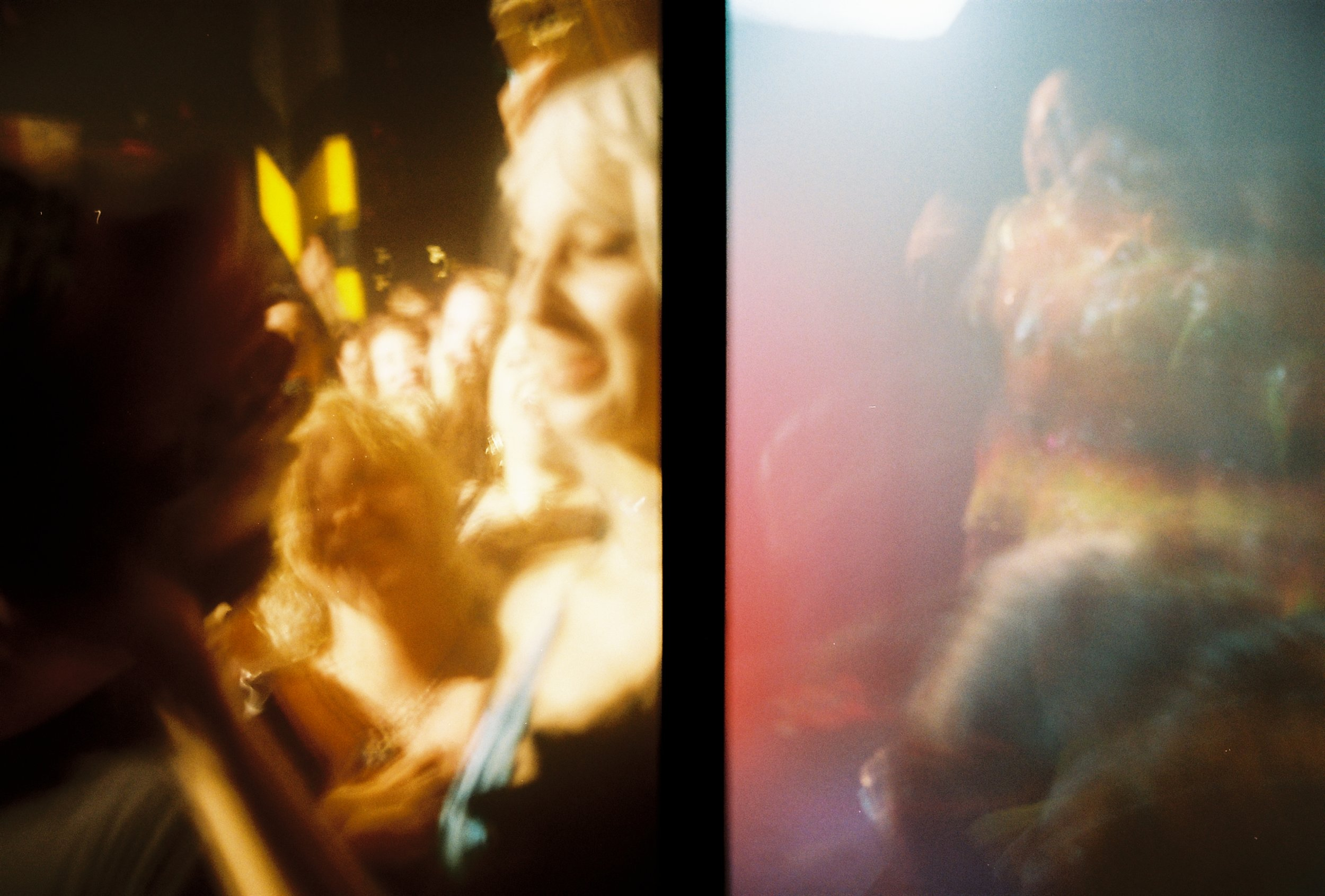 24.02.2019  Blurry film from Brooke Candy.