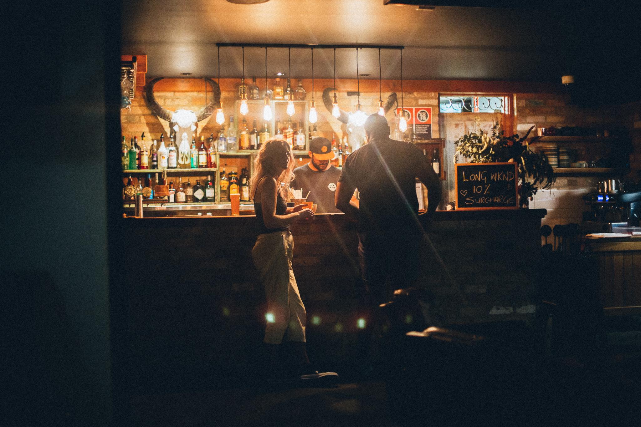 21.04.2019  The Bar.