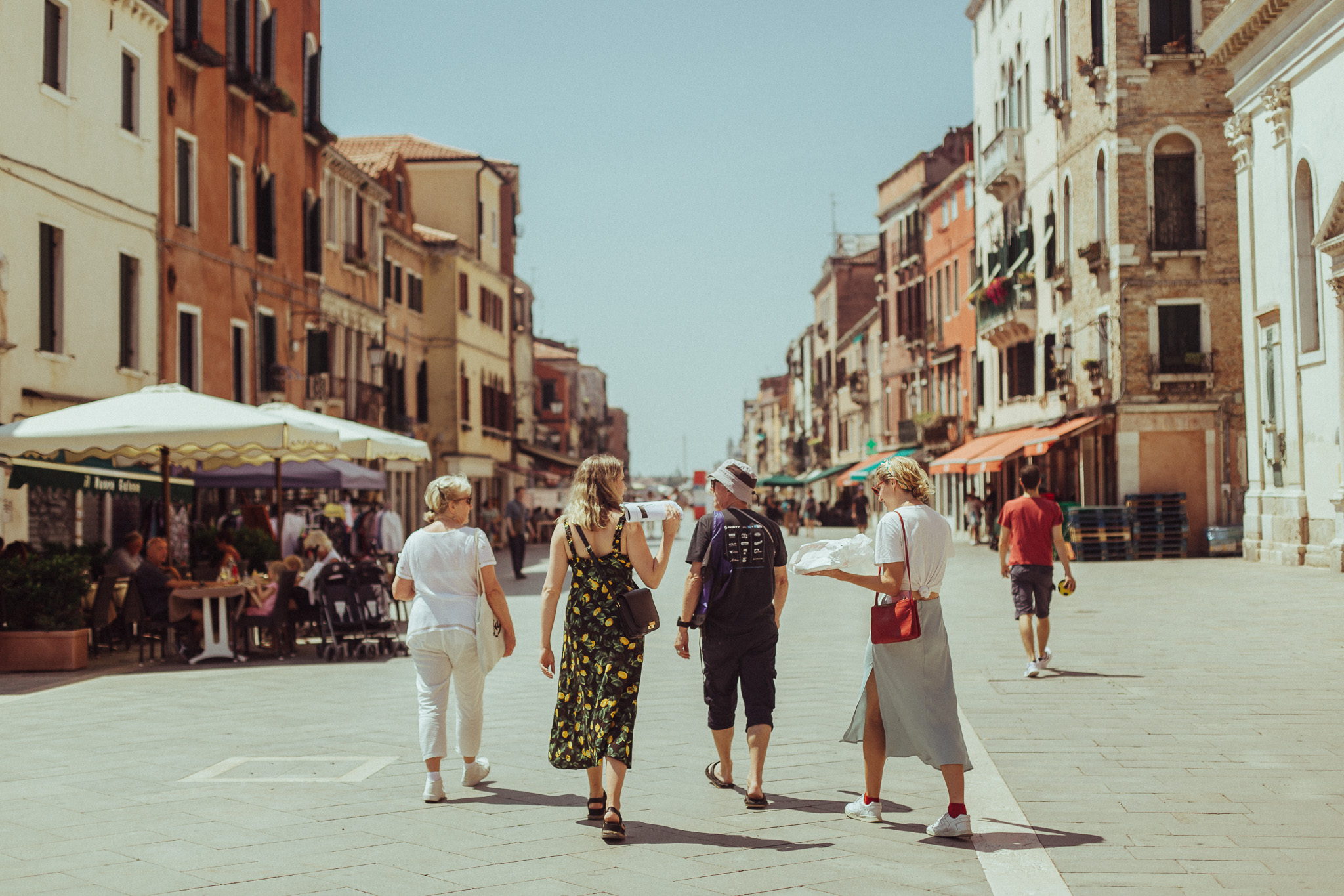 23.07.2019  In Venice.